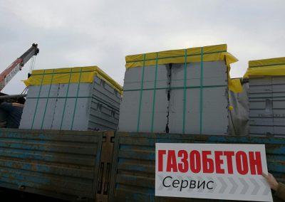 Газобетон Теплит Ижевск